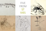 FIVE FROM ST IVES - Barns-Graham, Berlin, Frost, Hilton & Wells
