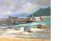 ERIC WARD - About St Ives